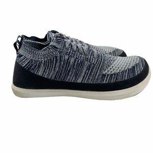 Altra Vali Knit Gray Foot Shape Running Shoes